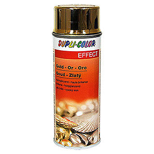 Dupli-Color EFFECT Spezialspray  (Gold, 400 ml)
