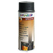 Dupli-Color Special Spray termorresistente (Negro, 690 °C, Mate, 400 ml)