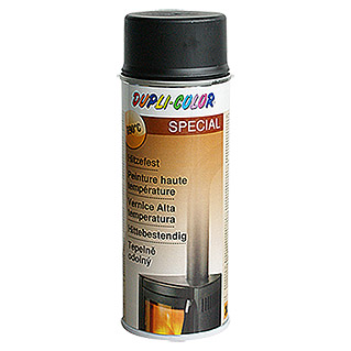 Dupli-Color SPECIAL Hitzefestspray (Schwarz, 690 °C, Matt, 400 ml)
