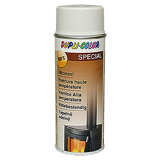 Dupli-Color Special Spray termorresistente (Blanco, 300 °C, Mate, 400 ml)