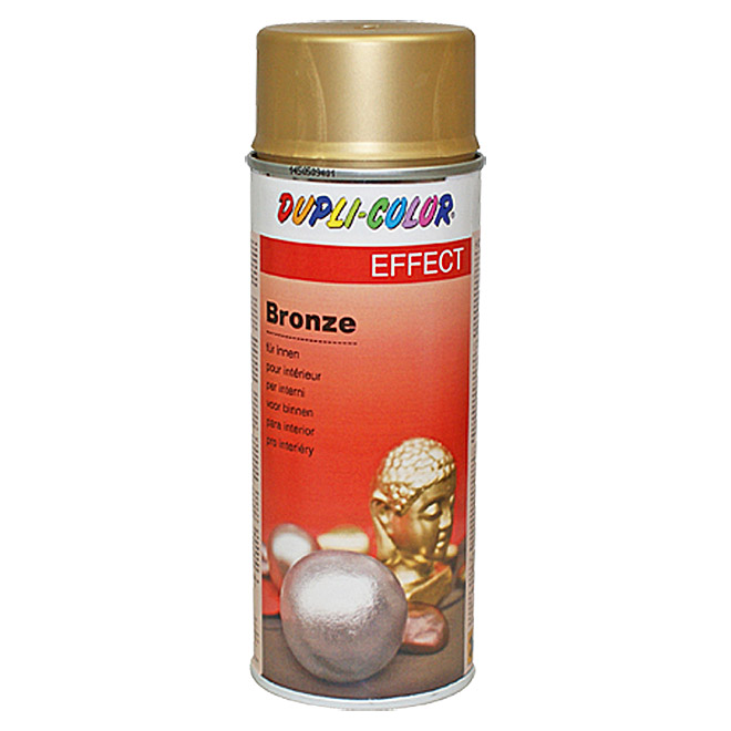 Dupli-Color EFFECT Bronze-Spray  (Gold)