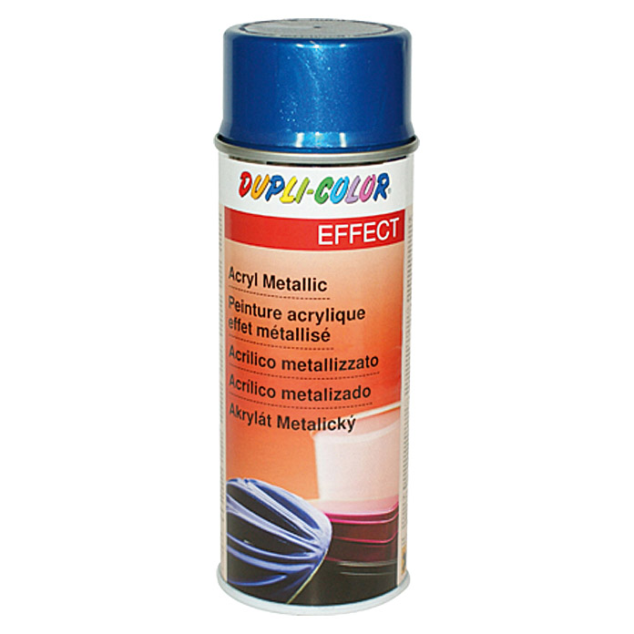 Dupli-Color EFFECT Acryl-Lackspray Metallic (Azurblau Metallic)