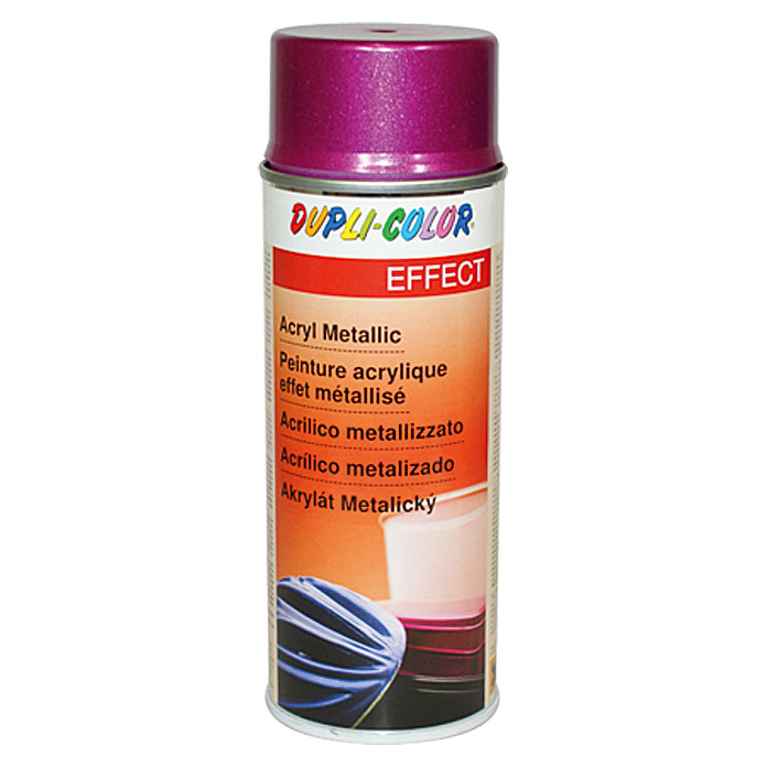 Dupli-Color EFFECT Acryl-Lackspray Metallic (Purpur Metallic)