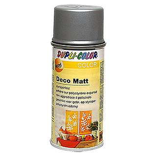 Dupli-Color COLOR Deco Matt Acryllackspray (Silber/Bronze, 150 ml, Matt)