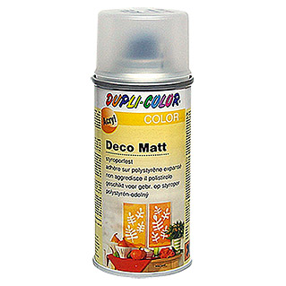 Dupli-Color Color Acryl-Lackspray Deco Matt (Farblos, 150 ml, Matt)
