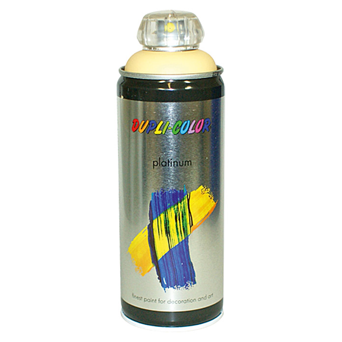 Dupli-Color Buntlack-Spray platinum (Pfirsichorange, 400 ml)