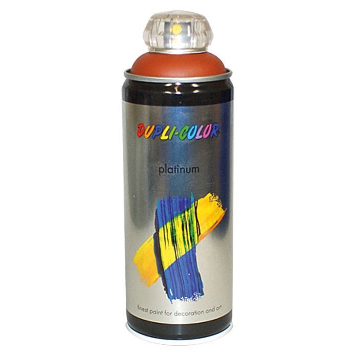 Dupli-Color Buntlack-Spray platinum (Terracotta, 400 ml)