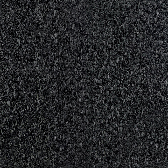 Classis Carpets  Infinity Grass Rasenteppich World of Colors (200 x 133 cm, Black Beauty, Ohne Noppen)
