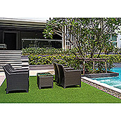 Classis Carpets  Infinity Grass Rasenteppich World of Colors (200 x 133 cm, Ultimate Green, Ohne Noppen)