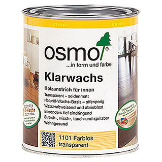 osmo dekorwachs wei 750 ml seidengl nzend natur l wachs basis bauhaus. Black Bedroom Furniture Sets. Home Design Ideas