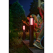 Philips Hue Baliza LED Impress  (77 cm, Aluminio, Color de luz: Multicolor, A++ a A)
