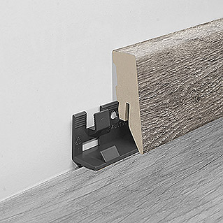 LOGOCLIC Plint Cozy Oak (2,6 m x 18 mm x 50 mm, Recht)