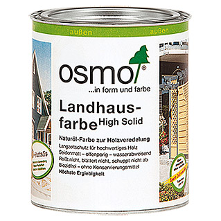 Osmo High Solid Landhausfarbe  (750 ml)