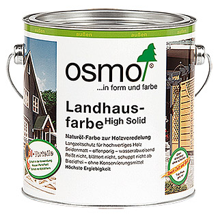 Osmo High Solid Landhausfarbe  (2,5 l)