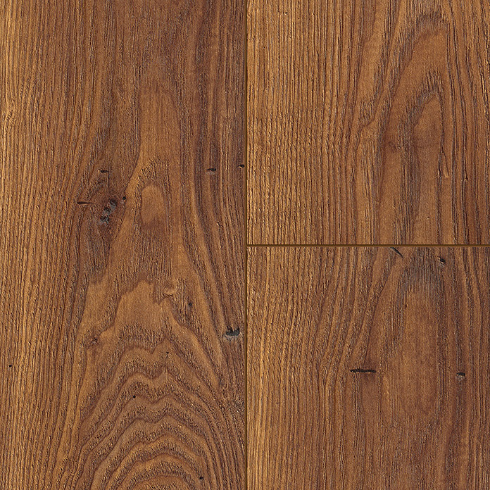 LOGOCLIC Laminat Edition Vinto Adventure Chestnut (1.285 x 192 x 10 mm, Landhausdiele)