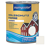HOLZSCHUTZFARBE WB  750 ml WEISS        SWINGCOLOR