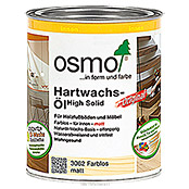 Osmo High Solid Hartwachsöl (Farblos, 750 ml, Matt)