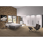 Holzpaneele Indo 3D Wall Nature (Teak, 500 x 200 x 10 mm, 10 Paneele)