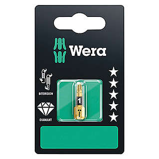 Wera Premium Plus Diamant-Bit 855/1 BDC (PZ 1, 25 mm)
