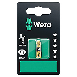 Wera Premium Plus Diamant-Bit 855/1 BDC (PZ 2, 25 mm)