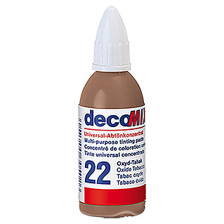 Decotric Abtönkonzentrat decoMIX (Oxydtabak, 20 ml)