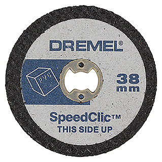 Dremel EZ SpeedClic Disco de corte SC 476 (38 mm, 5 uds.)