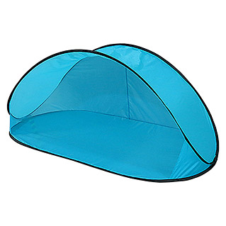 Pop-Up Strandmuschel (Blau)