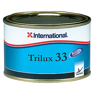 International Hartantifouling Trilux 33 (Grau, 375 ml, Matt)