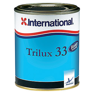 International Hartantifouling Trilux 33 (Grün, 750 ml, Matt)