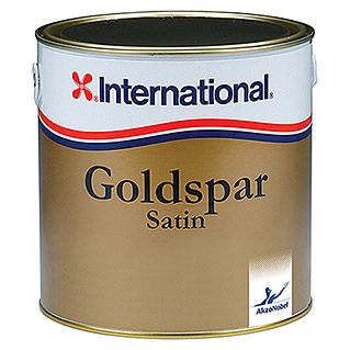 International Polyurethan-Klarlack Goldspar (Transparent, 2,5 l, Satin)