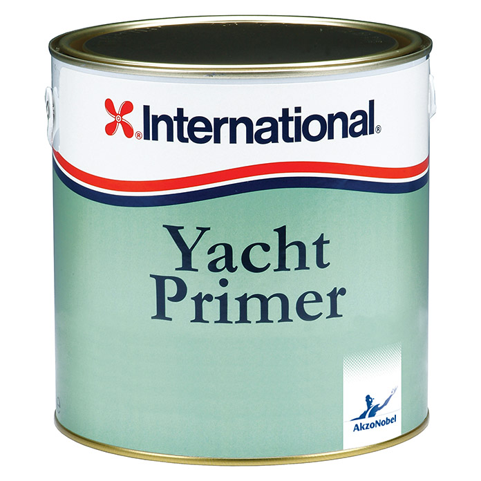 International Grundierung Yacht Primer (Grau, 2,5 l) -