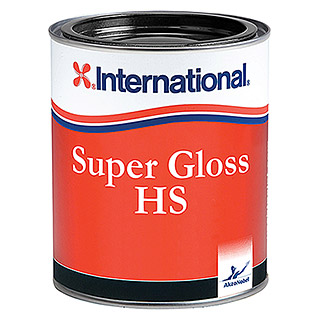 International Bootslack Super Gloss HS (Grün, 750 ml)