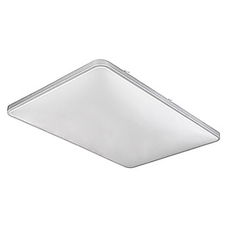 Tween Light LED-Deckenleuchte Arona Big (80 W, Weiß, L x B x H: 97 x 66 x 12 cm)