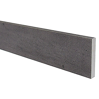 Bariperfil Cornisa Concrete Oscuro (2,05 m x 6 mm x 4 cm)