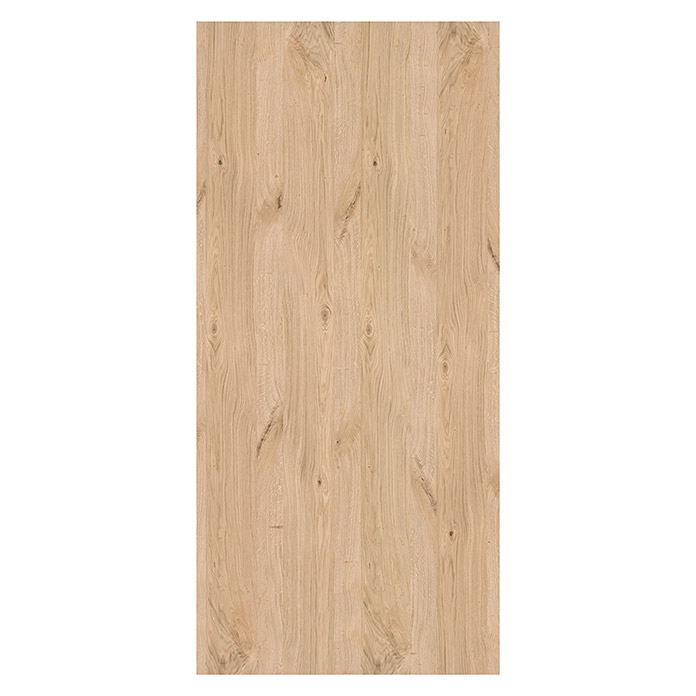 Bariperfil Revestimiento de pared Metal Roble natural (2,6 x 1,22 m, Roble natural, Liso)