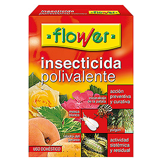 Flower Insecticida polivalente (15 ml)