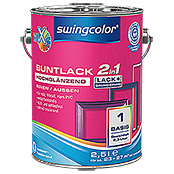 MIX BUNTLACK 2 IN 1 WB HGL.BASIS 1  2,5lSWINGCOLOR