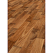 LOGOCLIC Laminado AC4-32 Roble Cottage (1.285 x 192 x 8 mm, Efecto madera)