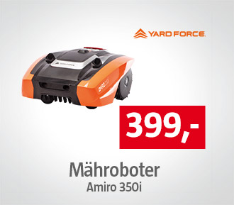Yard Force Maehroboter Amiro 350i