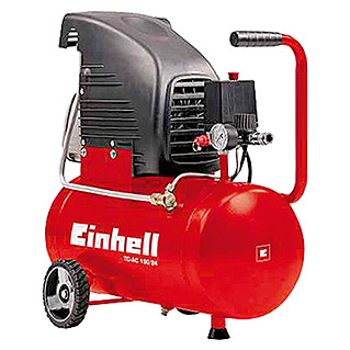 Einhell Compresor TC-AC 190/24 (8 bar, 1,5 kW, 24 l)