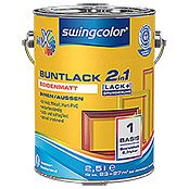 MIX BUNTLACK 2 IN 1 WB SDM.BASIS 1  2,5lSWINGCOLOR