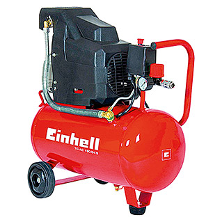Einhell Compresor TC-AC 190/24/8 (8 bar, 1,5 kW, 24 l)