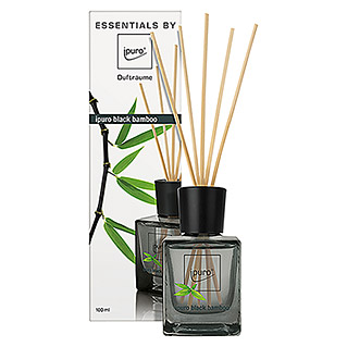 Ipuro Essentials Raumduft (Black Bamboo, 100 ml)