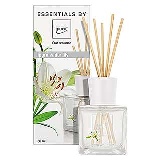 Ipuro Essentials Raumduft (White Lily, 50 ml)