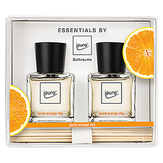 Ipuro Essentials Raumduft (Orange Sky, 2 x 50 ml)