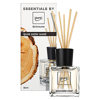Ipuro Essentials Raumduft (Cedar Wood, 50 ml)