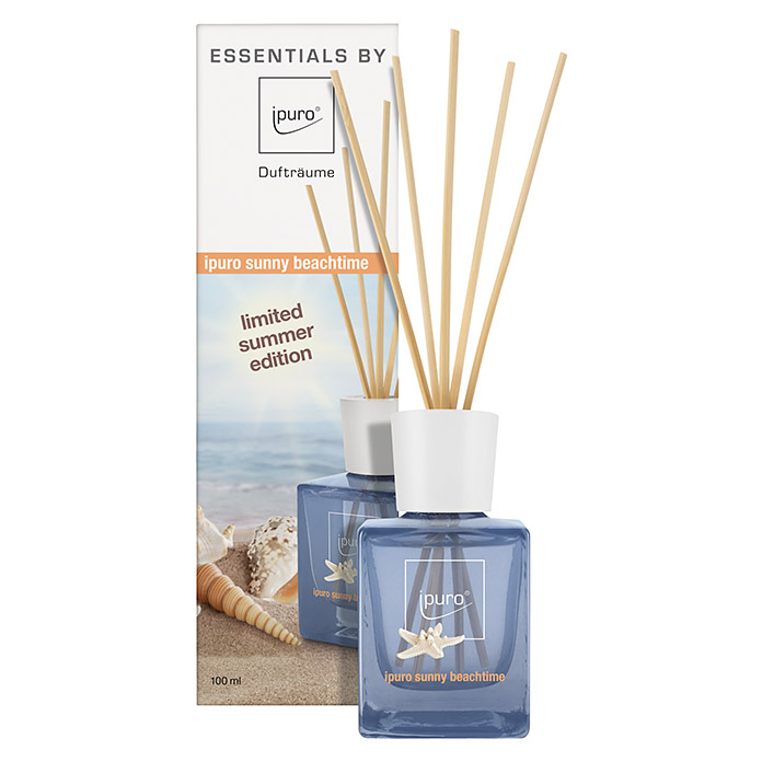 Ipuro Essentials Raumduft (Sunny Beachtime, 100 ml)