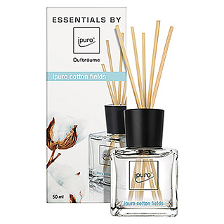 Ipuro Essentials Raumduft (Cotton Fields, 50 ml)