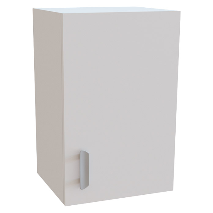 Top Element B Armario alto (L x An x Al: 33 x 40 x 70 cm, Blanco)