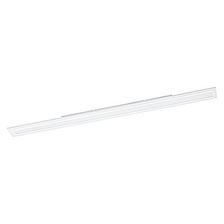 Eglo Connect LED-Panel Salobrena C (34 W, Farbe: Weiß, L x B x H: 119,5 x 10 x 4,5 cm)